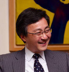 ※Shibusawa & Company 代表取締役 渋澤 健