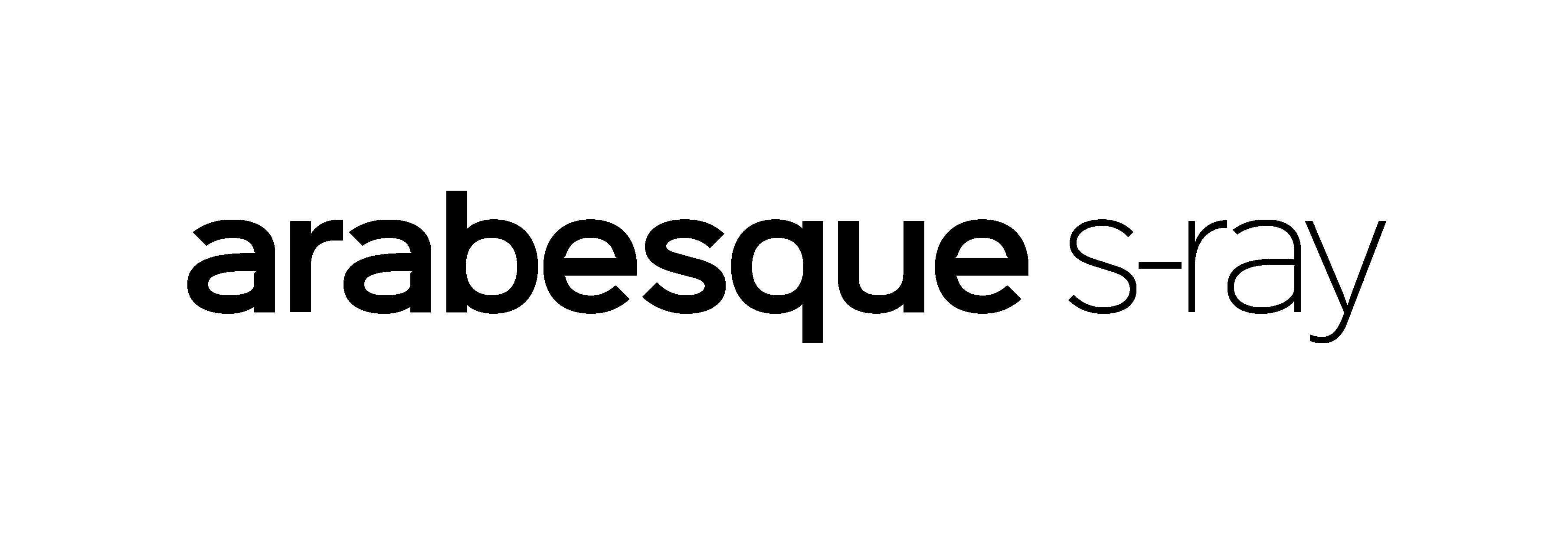 アラベスクS-Rayロゴ